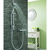Deva Combi Thermostatic Bar Shower Valve With Multi Mode Shower Kit small Image 4