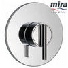 Mira Silver BIR Built In Rigid Thermostatic Mixer Shower Chrome small Image 4