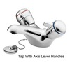 Ideal Standard Elements One Tap Hole Basin Mixer Tap small Image 4