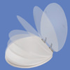 Croydex Safe Flush White Toilet Seat small Image 4