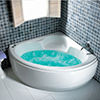 Carron Oriole 5mm Acrylic Corner Bath 1200 x 1200mm small Image 4