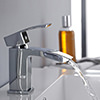 Lauren Sinclair Midi Mono Basin Mixer Tap small Image 4