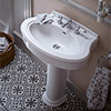 Heritage Claverton 714mm Standard Basin small Image 4