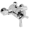 Heritage Gracechurch Exposed Thermostatic Shower Valve With Rigid Riser Kit small Image 4