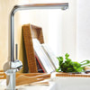 Grohe Minta L Spout Kitchen Sink Mixer Tap small Image 4