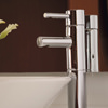 Grohe Essence Basin Mixer Tap Chrome For Free Standing Basin small Image 4