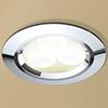HiB Warm White LED Showerlight - White small Image 4