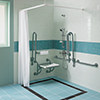 Twyford Doc.M Shower Pack With Grab Rails And Seat small Image 4