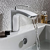 Crosswater Essence Monobloc Basin Mixer Tap Chrome small Image 4