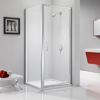 Merlyn Ionic Express 1900mm Height 6mm Glass Pivot Shower Door small Image 4