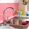 Bristan Inox Easyfit 1.0 Kitchen Sink With Raspberry Tap small Image 4