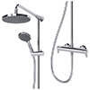 Triton Eden Bar Diverter Mixer Shower And Kit small Image 4
