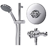 Triton Kensey Sequential Mixer Shower Valve With Shower Kit small Image 4