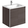 Frontline Royo Valencia 600mm 2 Door Wall Hung Vanity Unit With Basin small Image 4