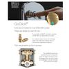 Flova Allore Thermostatic Valve Goclick Trim Kit - Round Plate small Image 4